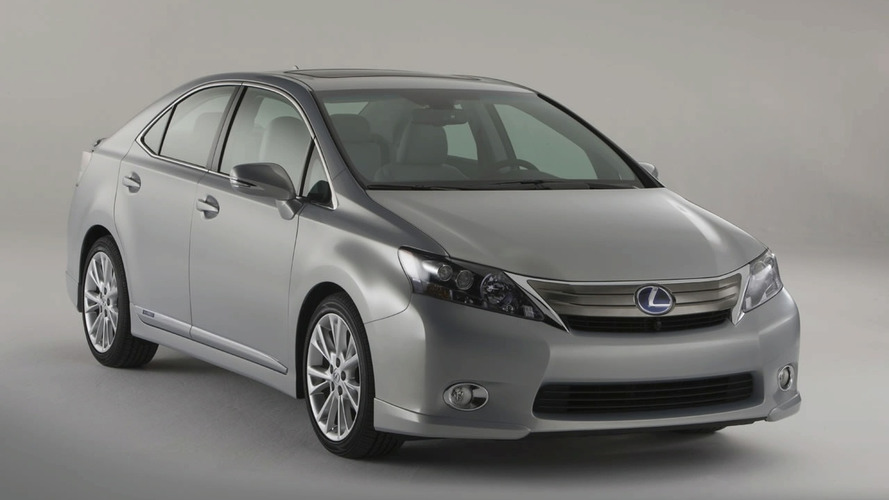 Toyota concerned about aging owner base for Lexus
