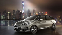 Citroën DS5 revealed