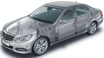 New 2010 Mercedes-Benz E-Class Guard Model Announced