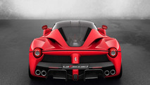 Ferrari hints at special LaFerrari-based model