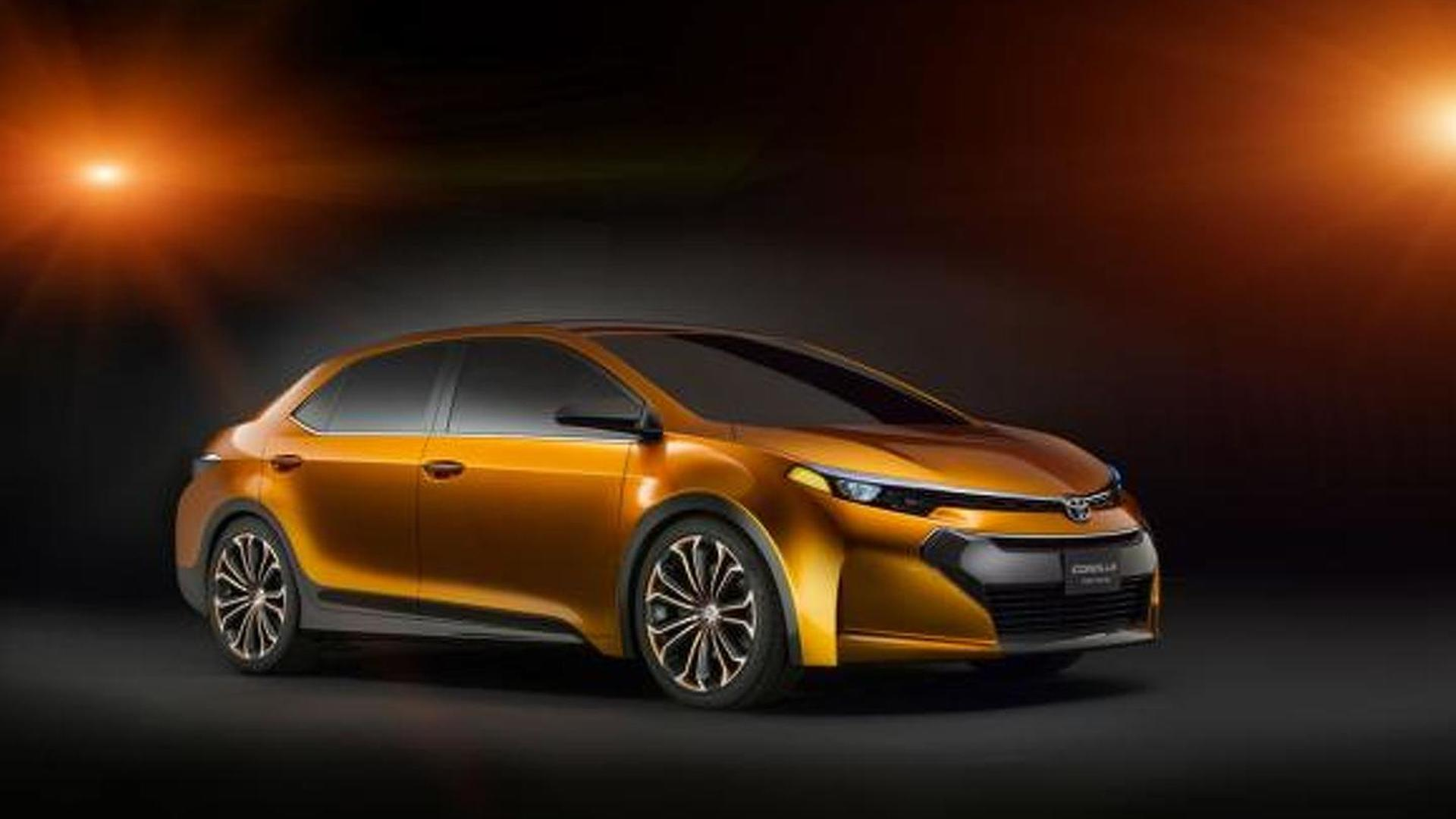 Toyota dealer leaks 2014 Corolla ordering guide, confirms minor updates - report