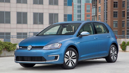 2015 Volkswagen e-Golf is the most efficient small EV in the US