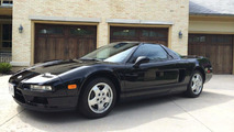 Mint 1992 Acura NSX looking for its new owner in eBay