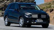 Mercedes-Benz M-Class rumored to become GLE-Class