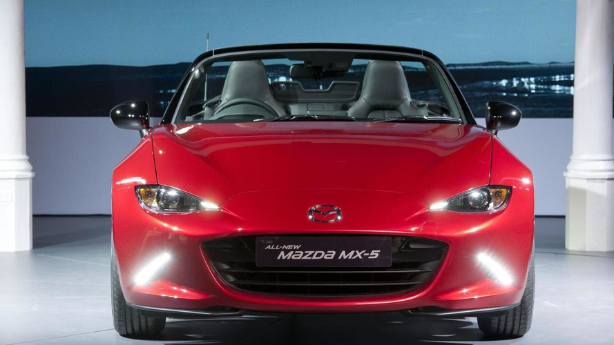 2016 Mazda MX-5 specifications revealed