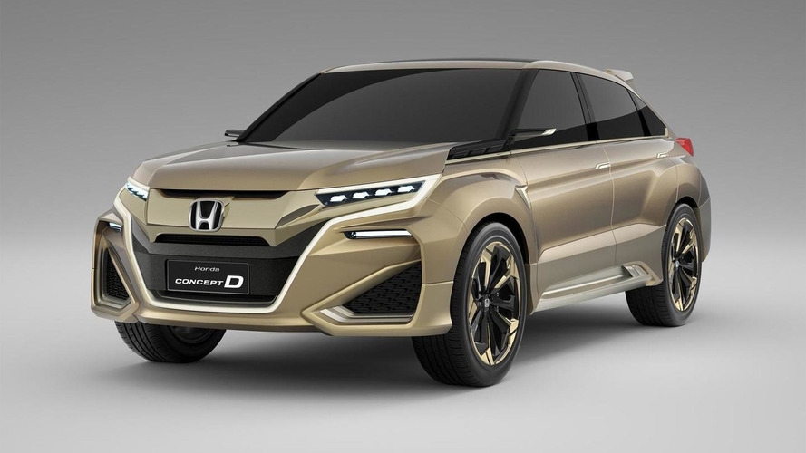 Honda midsize SUV and Acura compact SUV heading to Beijing