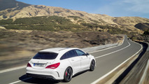 Mercedes CLA Shooting Brake pricing announced, 45 AMG starts at 57,269 EUR