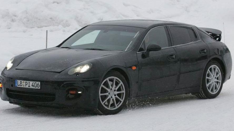 Porsche Panamera: More Info