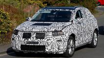 VW Polo-based SUV spy photo
