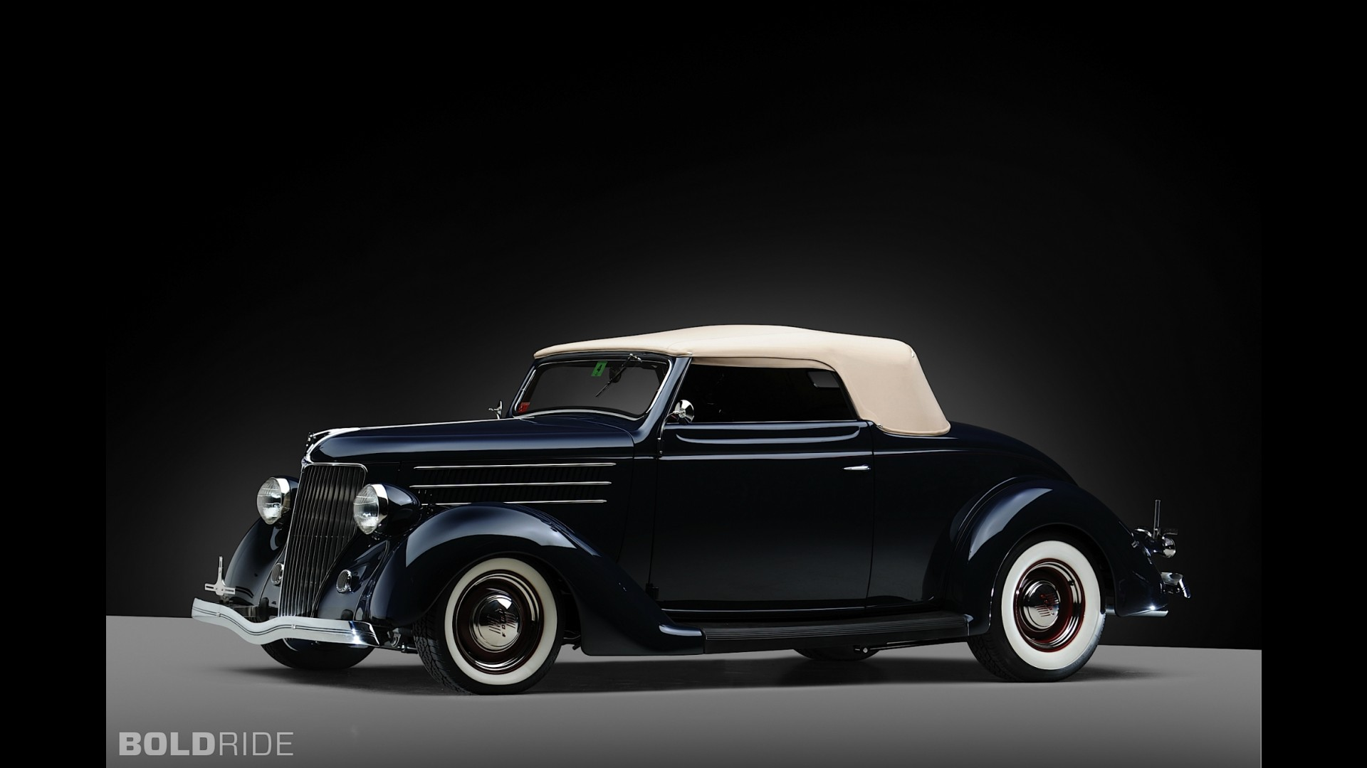 Ford Deluxe Cabriolet Custom Rod