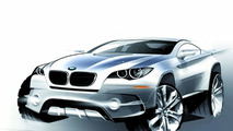 BMW X4 due in 2014 - X4 M in the works too
