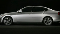 The all-new Infiniti M 2006