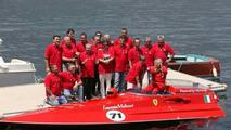 Ferrari F430 as GranTurismo Boat