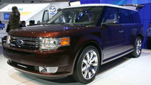 2009 Ford Flex Revealed at New York Auto Show