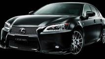 2013 Lexus GS UK pricing starts at £32,995