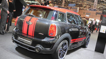MINI Countryman JCW live in Geneva 06.03.2012