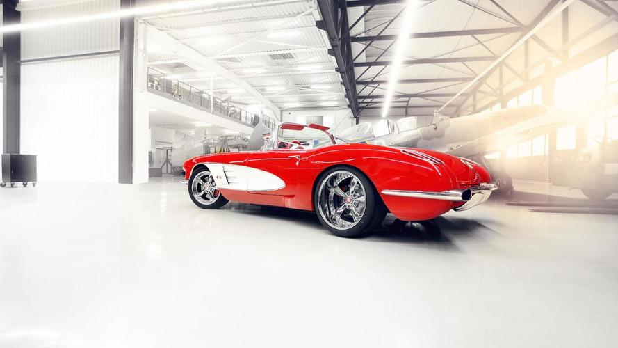 Pogea Racing updates a 1959 Corvette