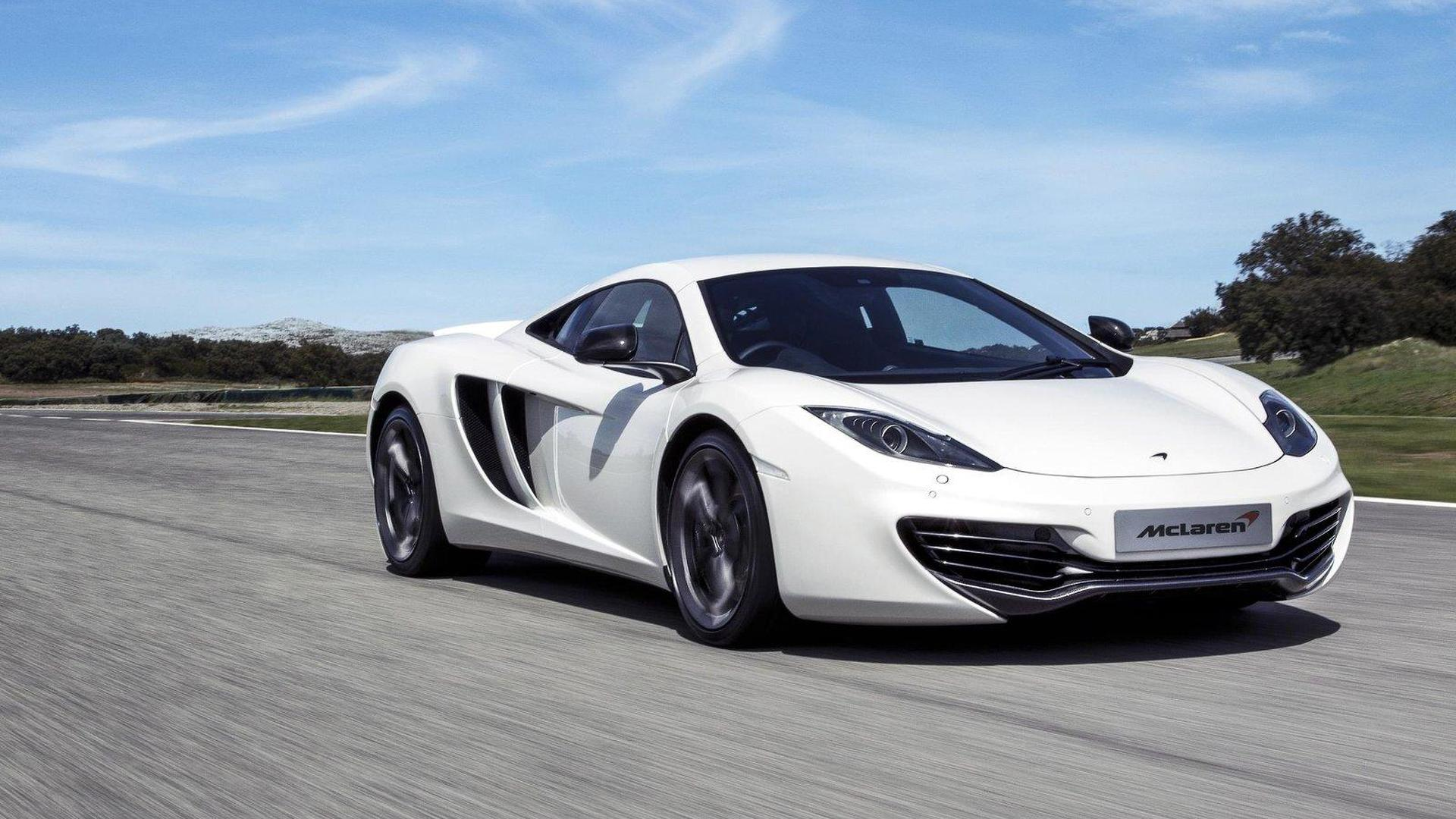 2013 McLaren MP4-12C to debut at the Goodwood Festival of Speed
