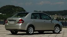 Nissan Releases New Tiida Latio Compact Sedan