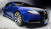 New Bugatti sedan to be named Bordeaux