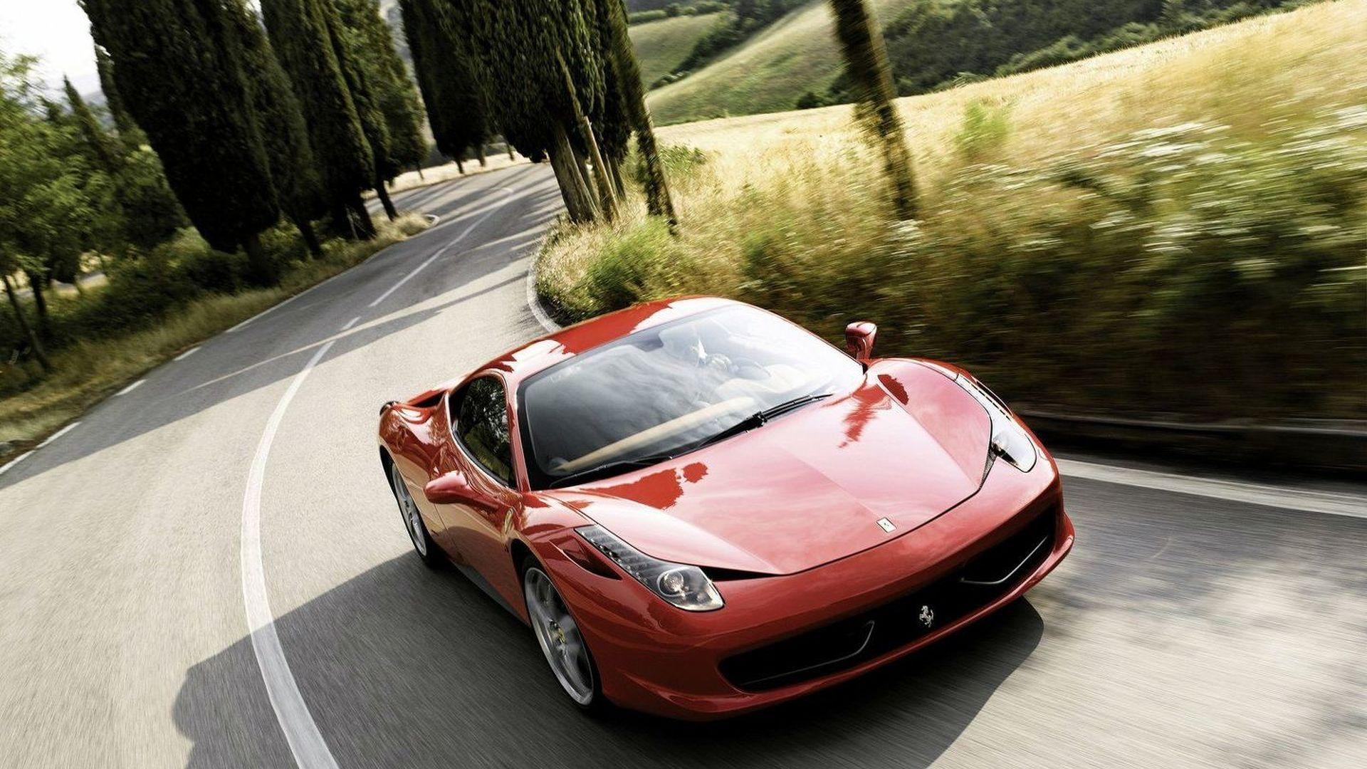 Ferrari issues 458 Italia recall over fire risk