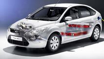 Ford Focus EV launch markets announced (US)