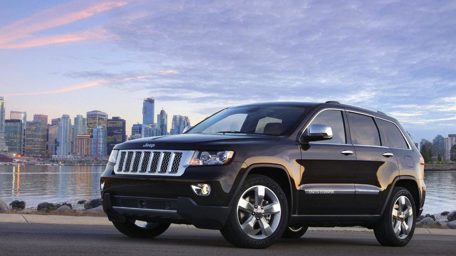 2011 Jeep Grand Cherokee Overland Summit and Jeep Liberty Jet announced