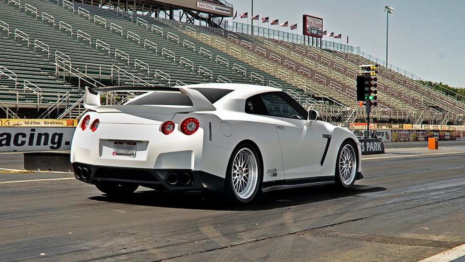 Switzer Performance Builds 900 hp Ethanol GTR