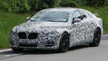 Jaguar XJ Prototype Disguised as BMW