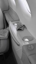 BMW designs passenger cabin for executive jet