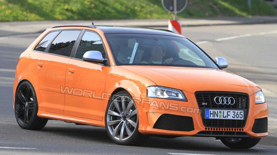 Audi RS3 to get 2.5 liter 5-cylinder engine with 350 PS