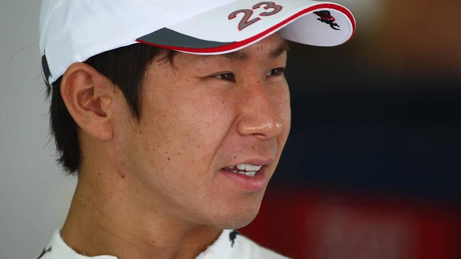 Kobayashi stays, sponsor could help de la Rosa keep seat