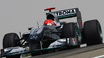 'Rusty' Schumacher vows to close gap on Rosberg