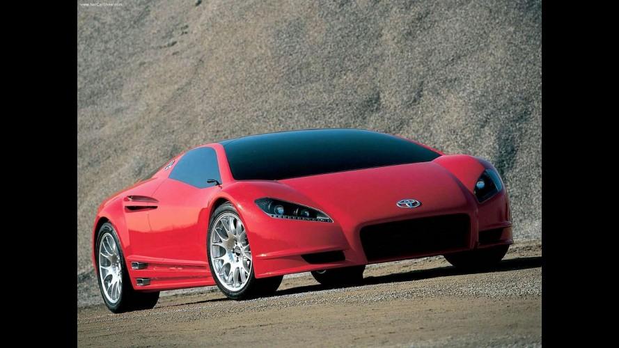Italdesign Toyota Alessandro Volta Concept