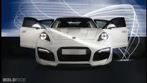 TechArt Porsche Panamera GrandGT