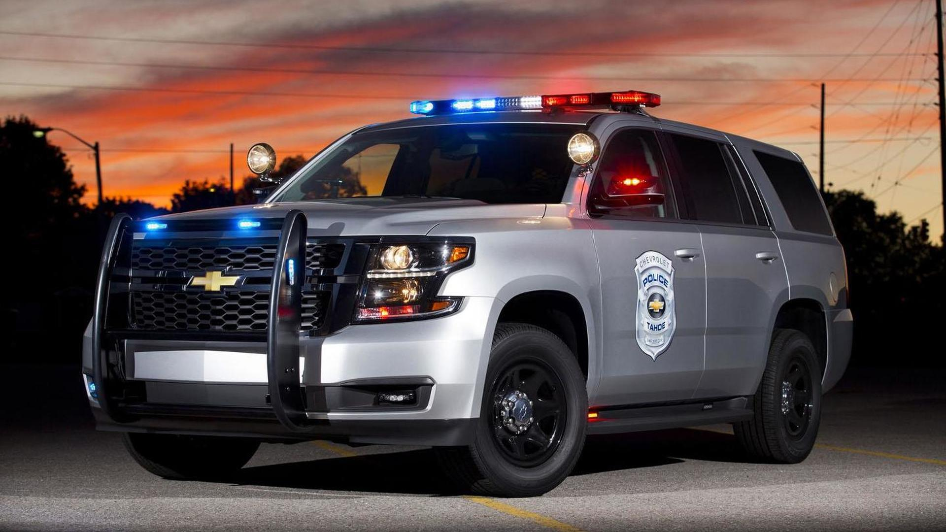 2015 Chevrolet Tahoe PPV detailed
