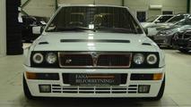Mint condition Lancia Delta HF Integrale Evoluzione Martini 5 special edition on sale in Norway