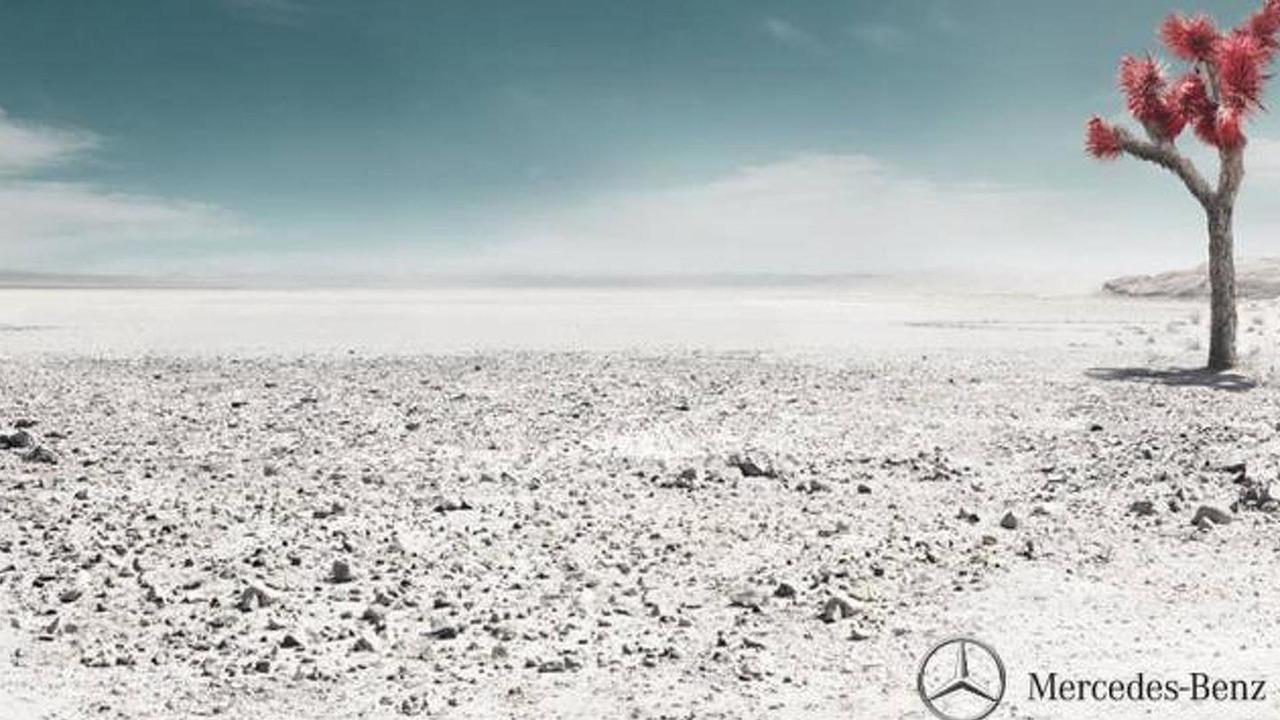 2014 Mercedes-Benz GLA teaser photo 12.08.2013