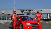 Lada Granta TC1 for 2014 WTCC