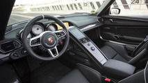 2014 Porsche 918 Spyder US-spec