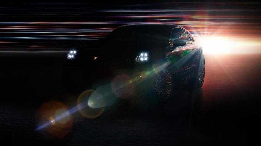 2014 Porsche Macan teased, debuts in L.A. [video]