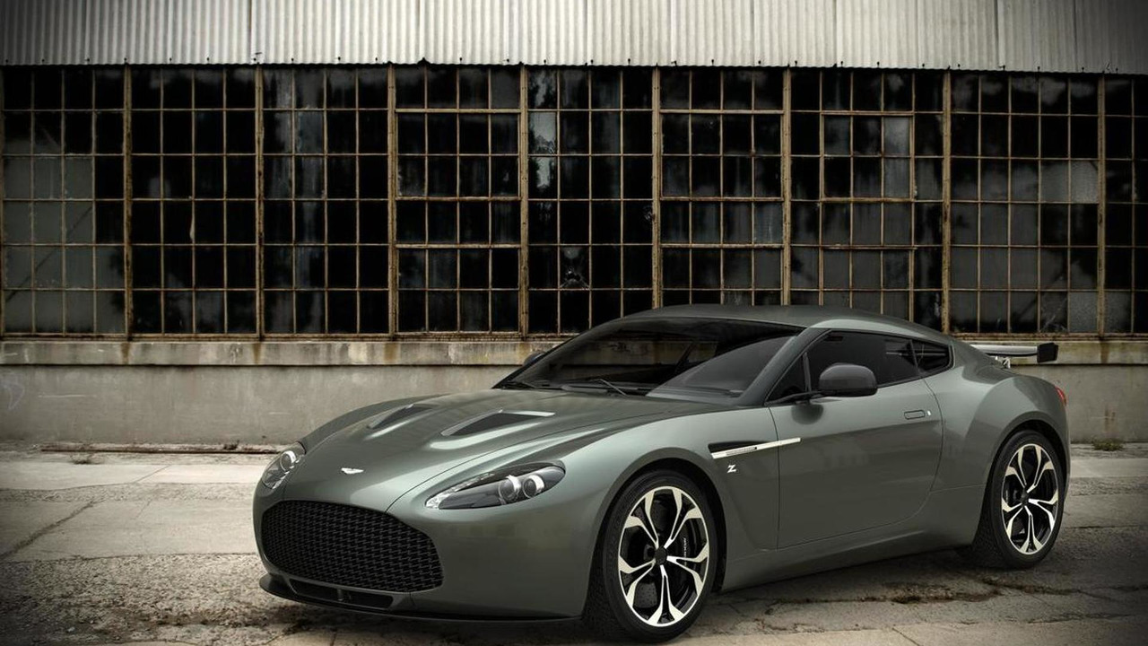 Aston Martin V12 Zagato road-going version, 1200, 25.08.2011