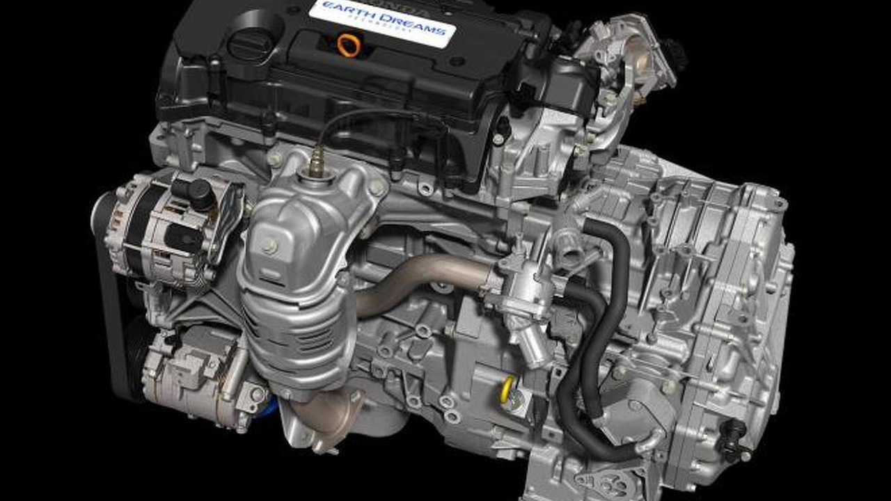 Honda 2.4-liter Earth Dreams direct injection engine, 1280, 30.11.2011