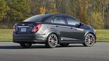 Chevrolet Sonic Z-Spec Concept for SEMA - 2.11.2011