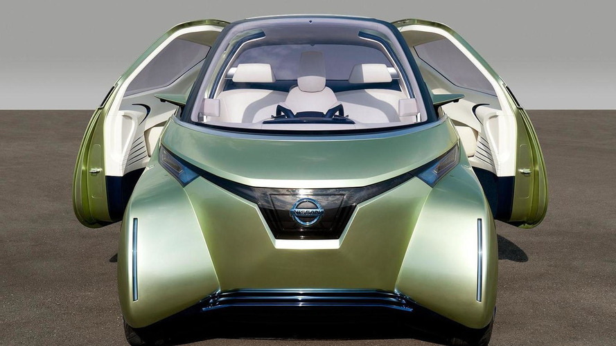 Nissan hints PIVO 3 Concept production as 'realistic' [video]