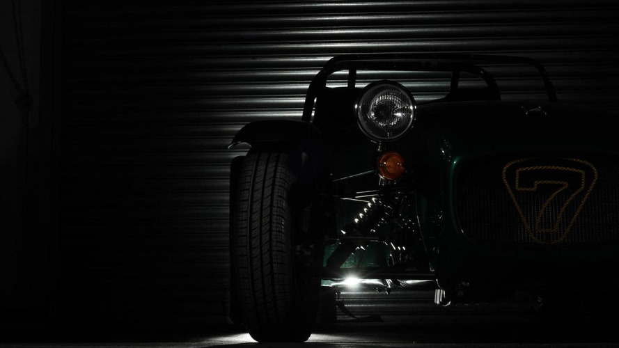 Entry-level Caterham will cost 15,000 GBP, due in September