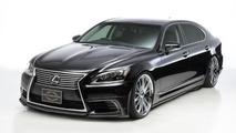 Wald International tricks out the 2013 Lexus LS