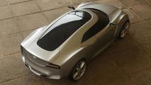 Qoros flagship concept hints at the company's future