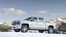 2014 Chevrolet Silverado High Country revealed [video]
