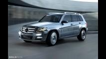 Mercedes-Benz GLK Vision BlueTEC Hybrid Concept
